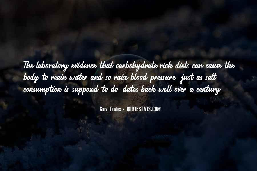 Gary Taubes Quotes #1080479