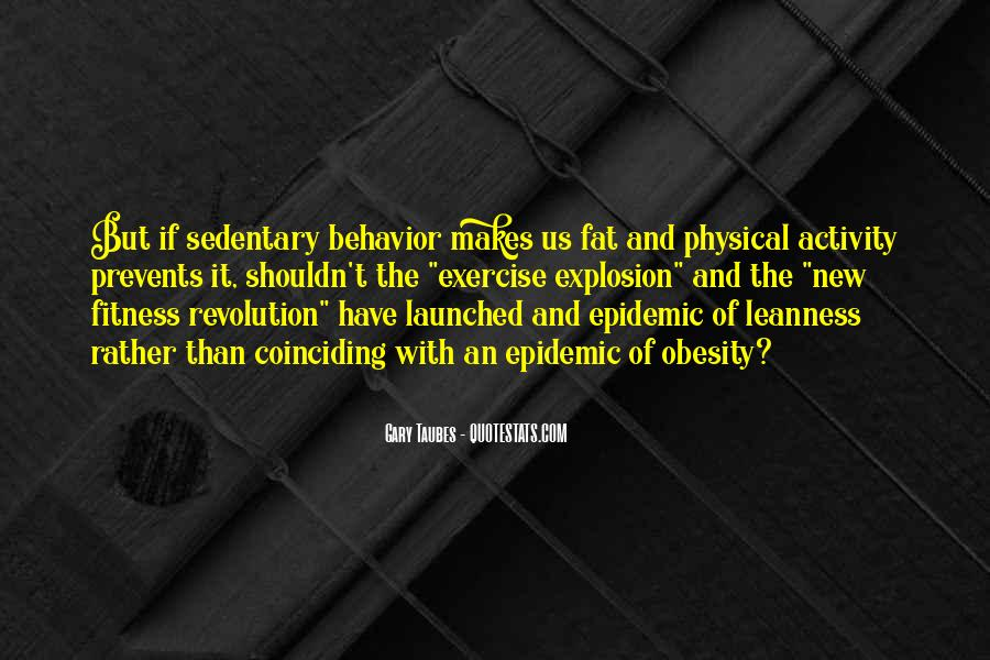 Gary Taubes Quotes #119632
