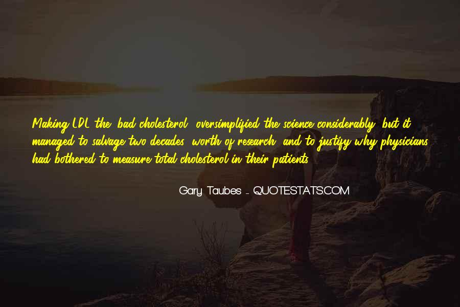 Gary Taubes Quotes #1221138