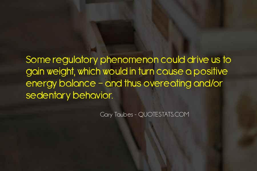 Gary Taubes Quotes #1557200