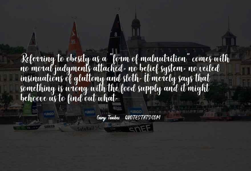 Gary Taubes Quotes #162577