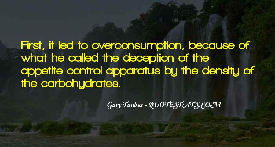 Gary Taubes Quotes #311998