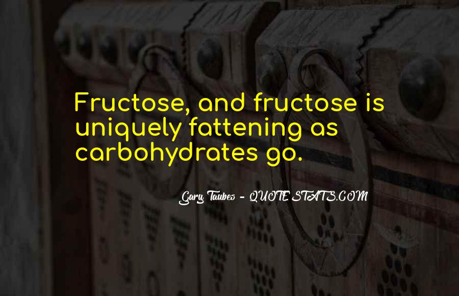 Gary Taubes Quotes #813646