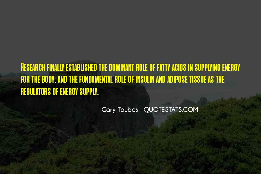 Gary Taubes Quotes #908790