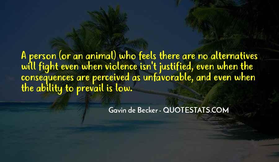 Gavin De Becker Quotes #101648