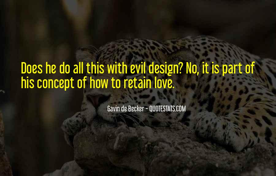 Gavin De Becker Quotes #1423662