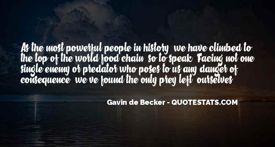 Gavin De Becker Quotes #1485499