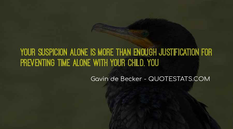 Gavin De Becker Quotes #237916