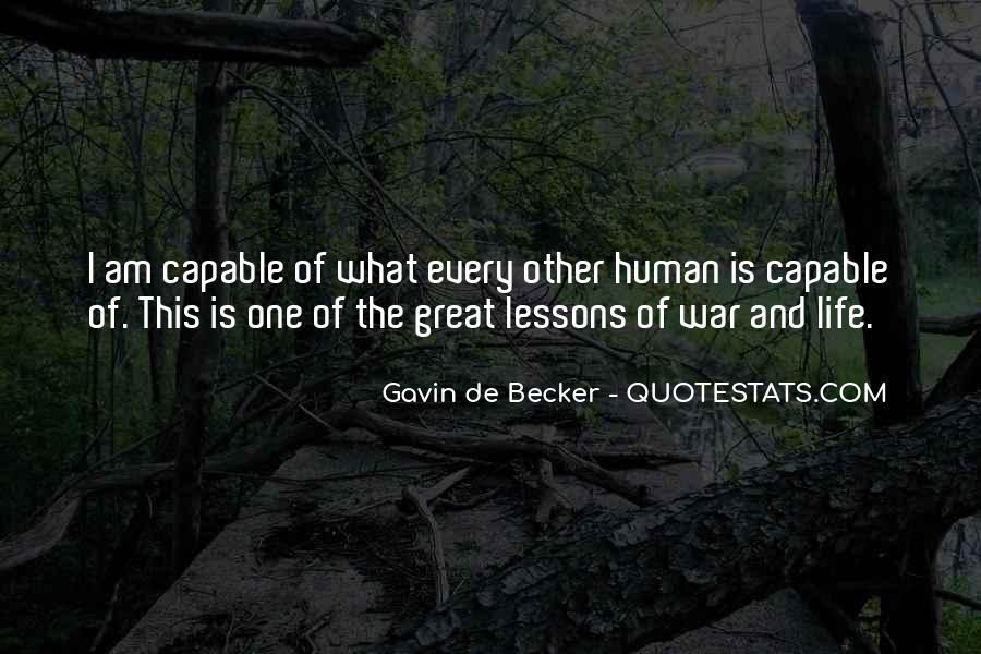 Gavin De Becker Quotes #333493