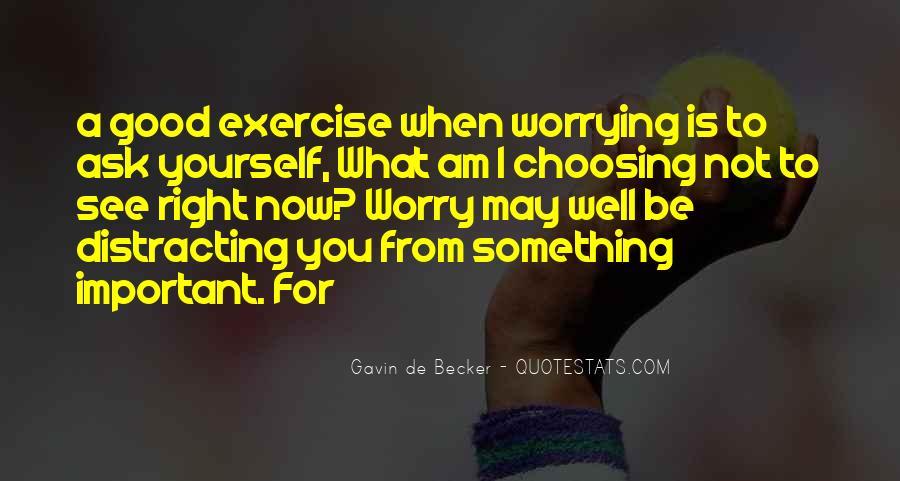 Gavin De Becker Quotes #394990