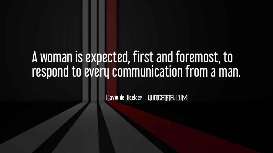 Gavin De Becker Quotes #410499