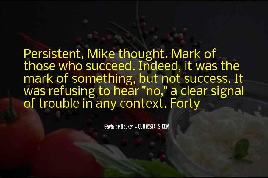 Gavin De Becker Quotes #613148