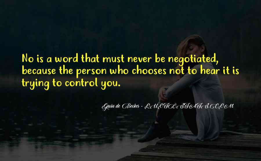 Gavin De Becker Quotes #66304