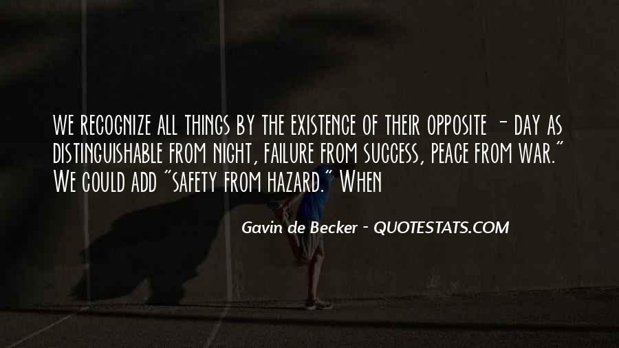 Gavin De Becker Quotes #876767