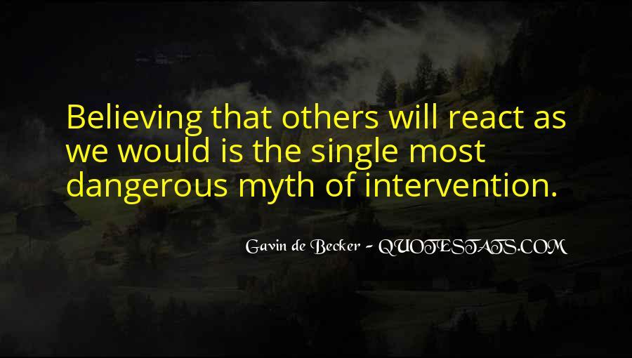 Gavin De Becker Quotes #992050