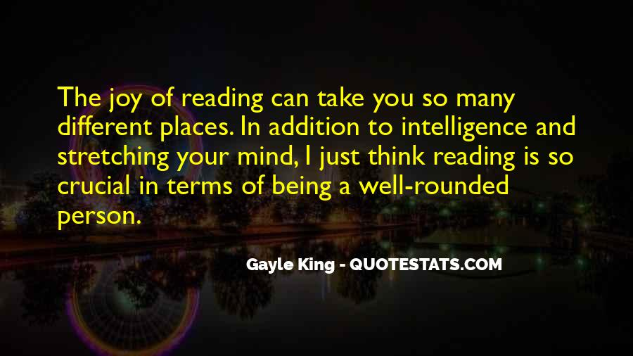 Gayle King Quotes #136636