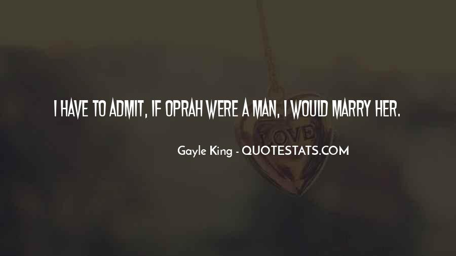 Gayle King Quotes #1776217