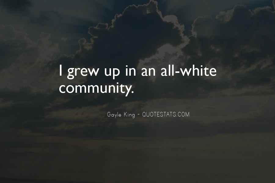 Gayle King Quotes #991987
