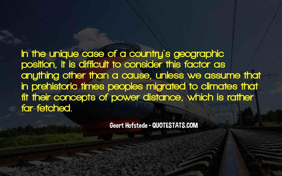 Geert Hofstede Quotes #1550780