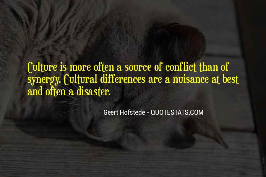Geert Hofstede Quotes #597638