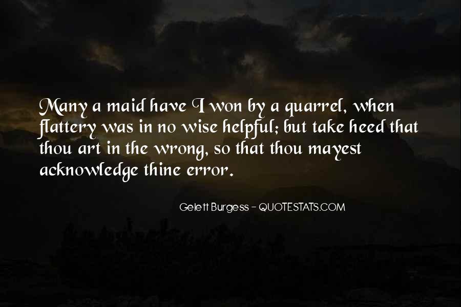 Gelett Burgess Quotes #1306117