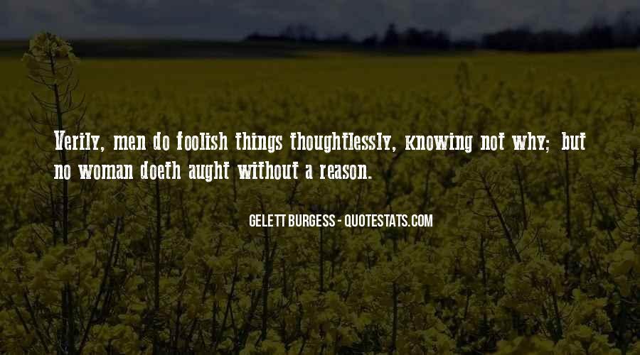 Gelett Burgess Quotes #1525119