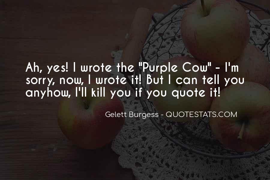 Gelett Burgess Quotes #1546111