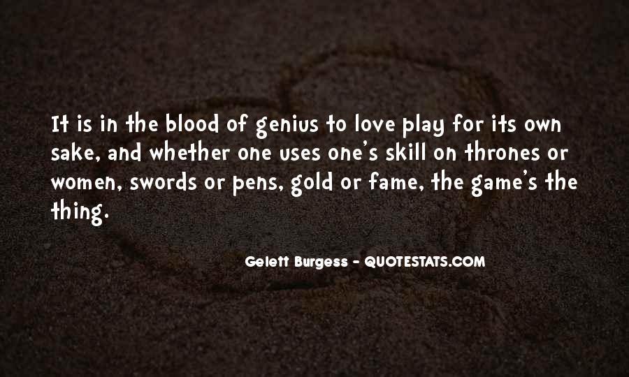 Gelett Burgess Quotes #1838507