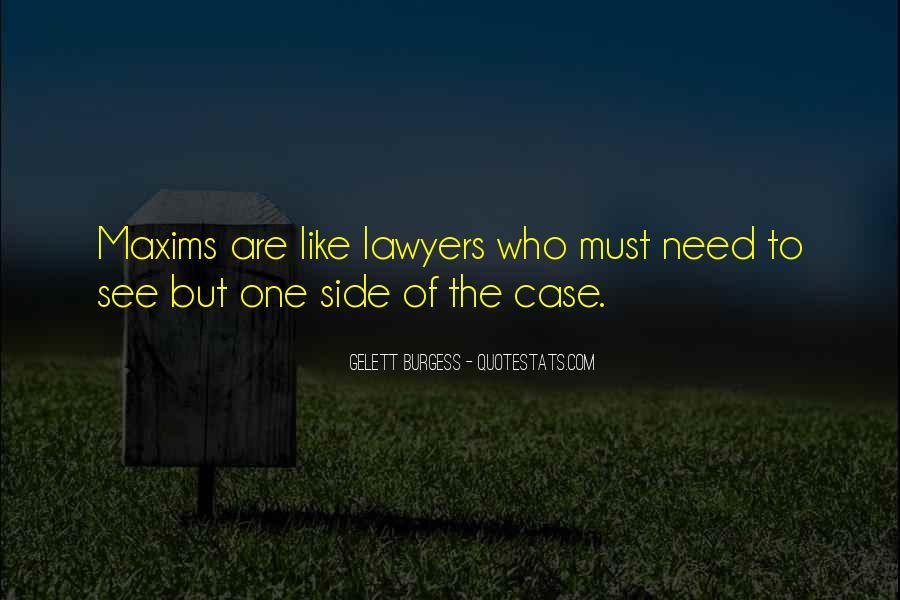 Gelett Burgess Quotes #592266