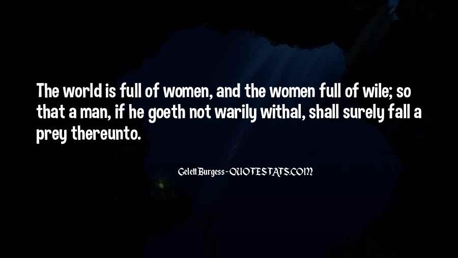 Gelett Burgess Quotes #933809