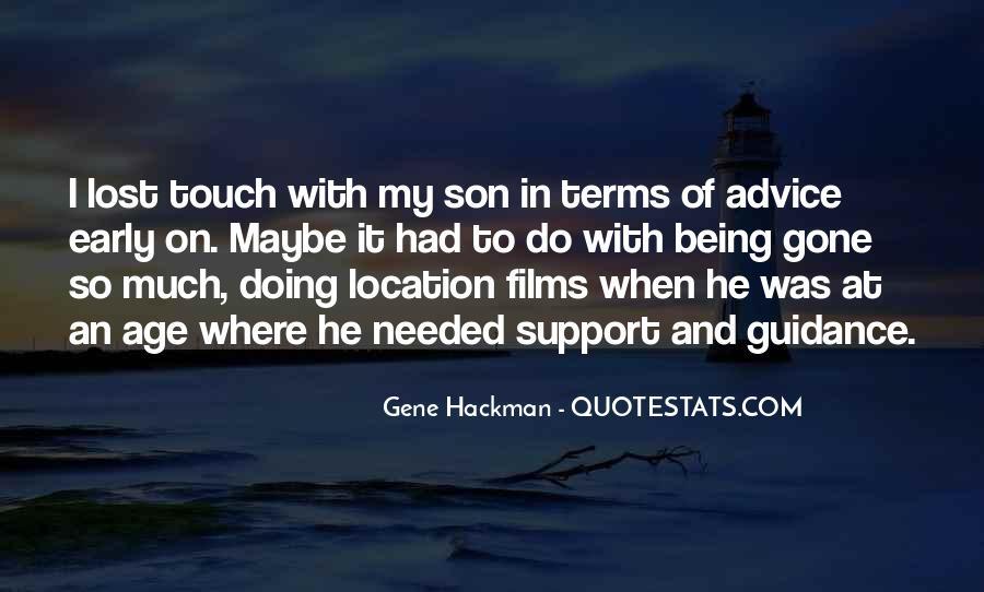 Gene Hackman Quotes #1022703
