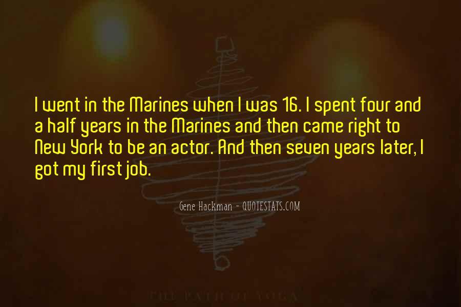 Gene Hackman Quotes #1483820