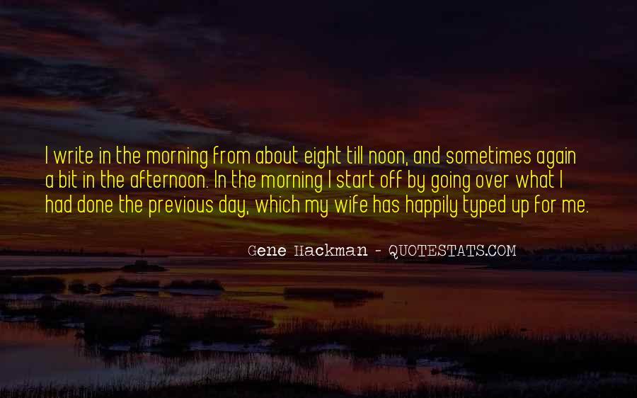 Gene Hackman Quotes #645428