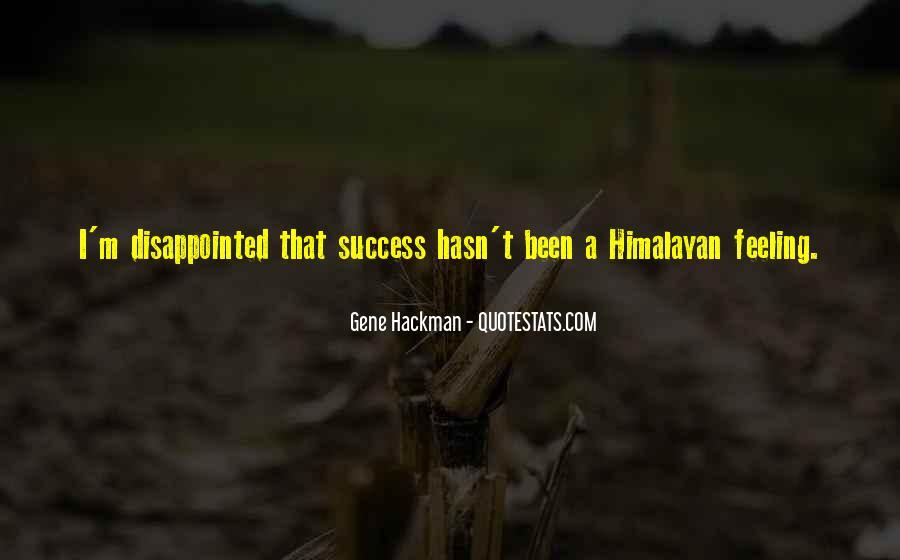 Gene Hackman Quotes #714276