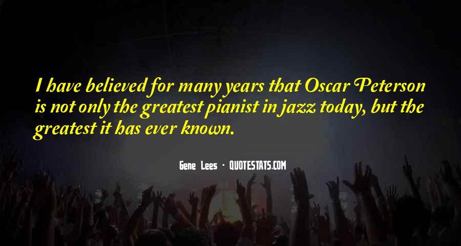 Gene Lees Quotes #55834