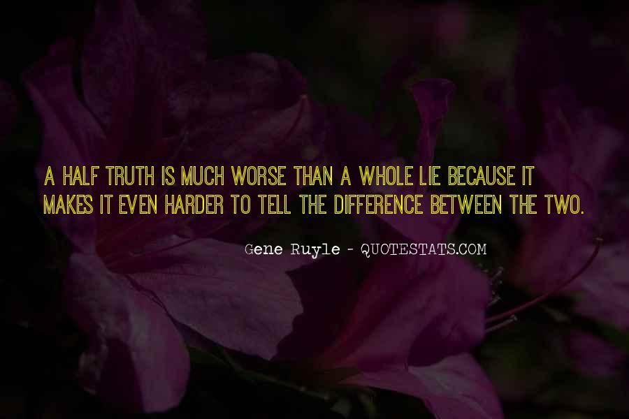 Gene Ruyle Quotes #799824