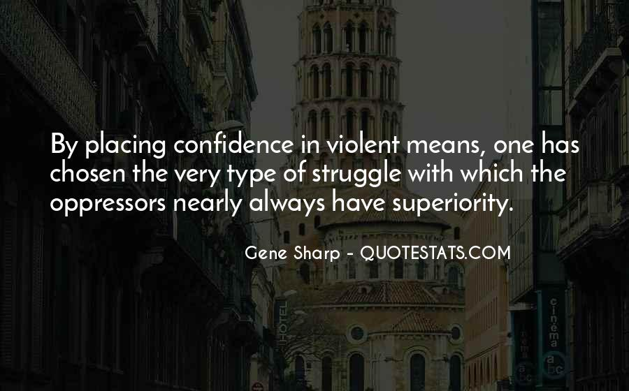 Gene Sharp Quotes #1377154