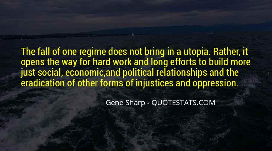 Gene Sharp Quotes #1431691