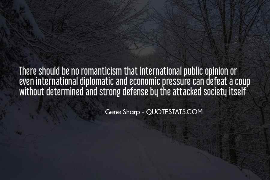 Gene Sharp Quotes #1587504