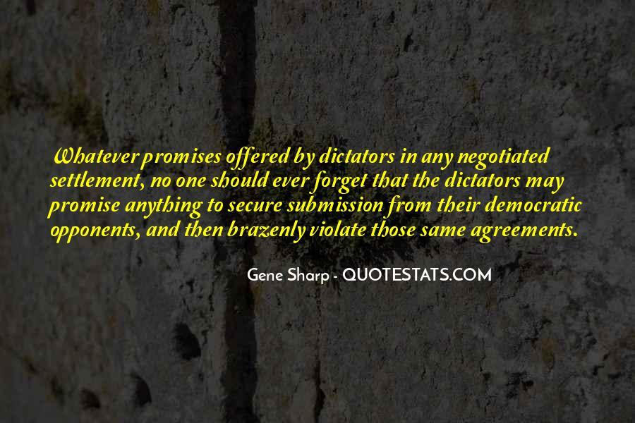 Gene Sharp Quotes #292531