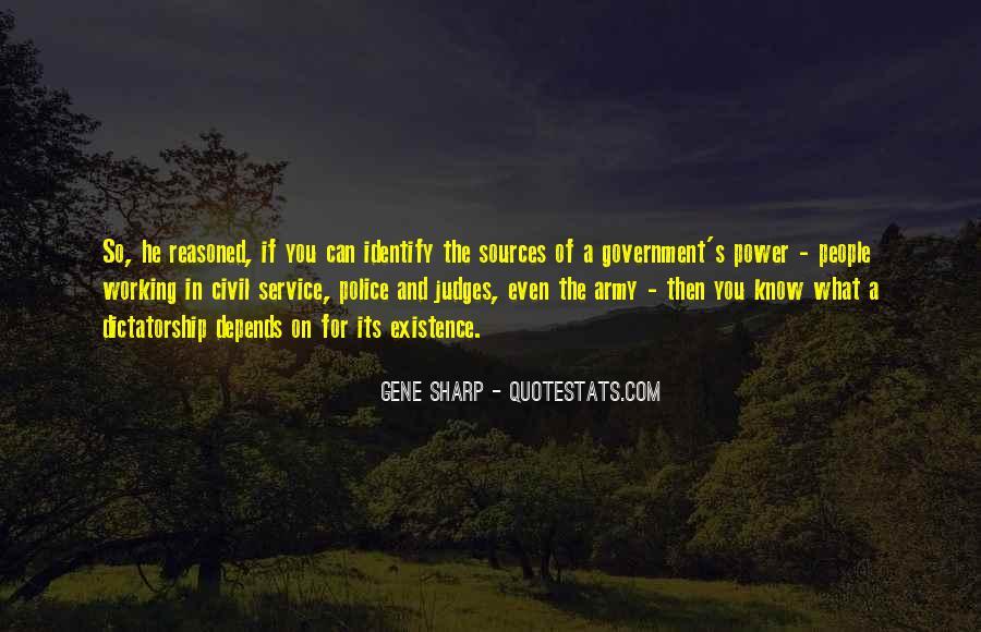 Gene Sharp Quotes #690257