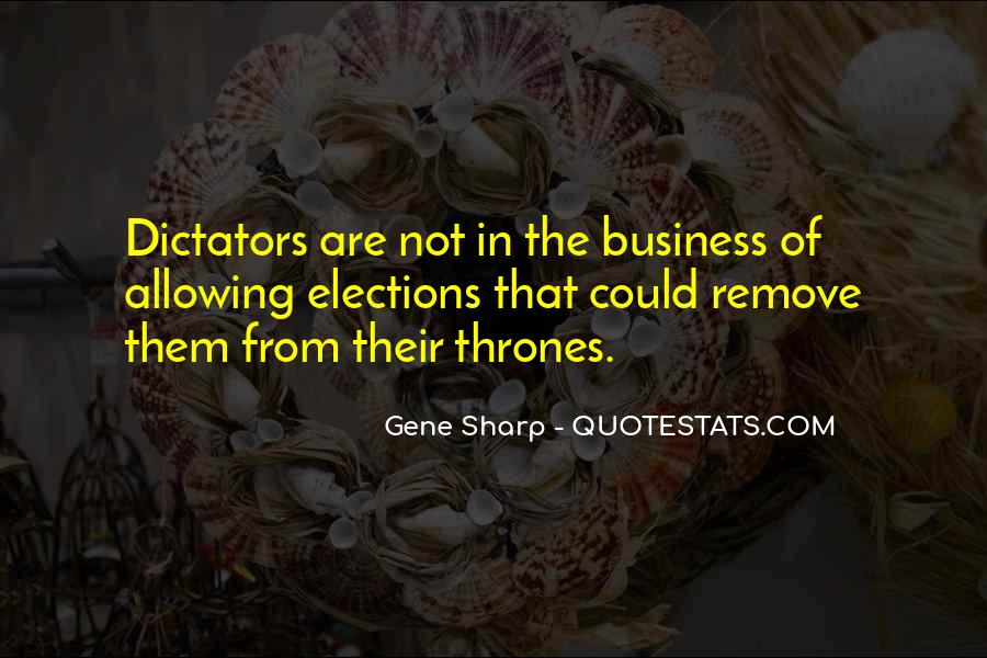 Gene Sharp Quotes #94113