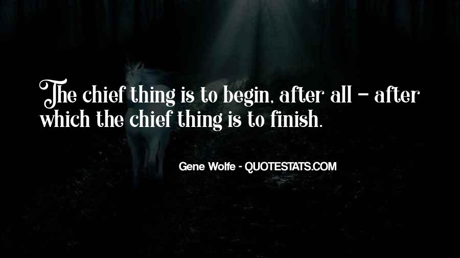 Gene Wolfe Quotes #1117406