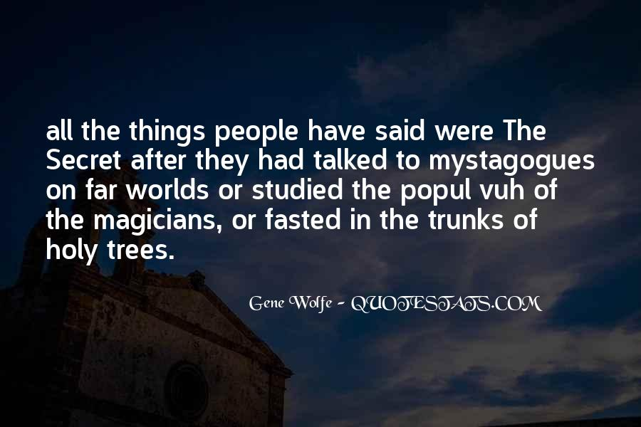 Gene Wolfe Quotes #1149266