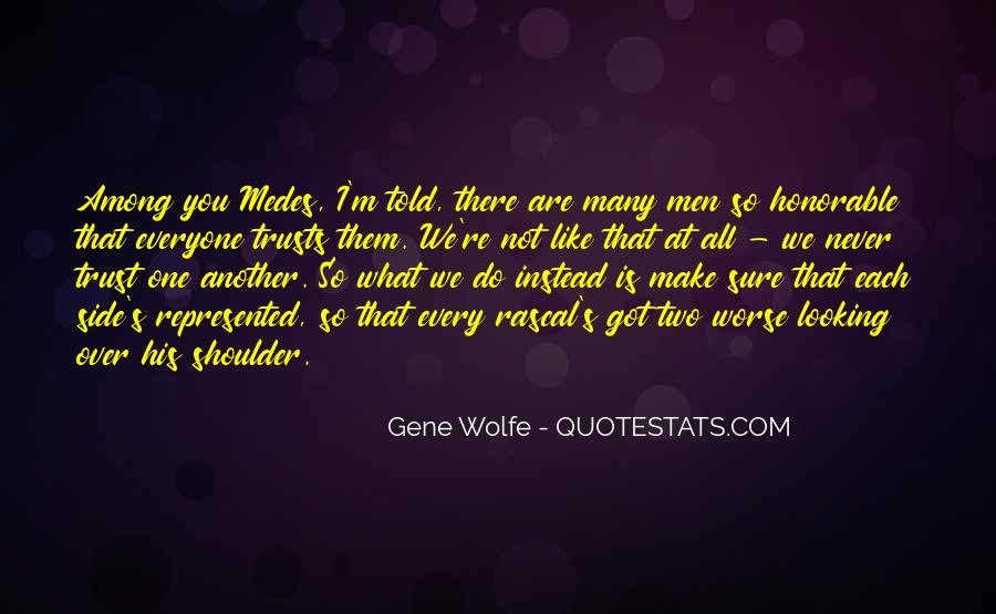 Gene Wolfe Quotes #1361499