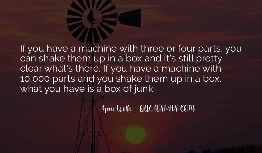 Gene Wolfe Quotes #1445398