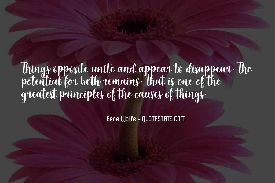Gene Wolfe Quotes #1564980