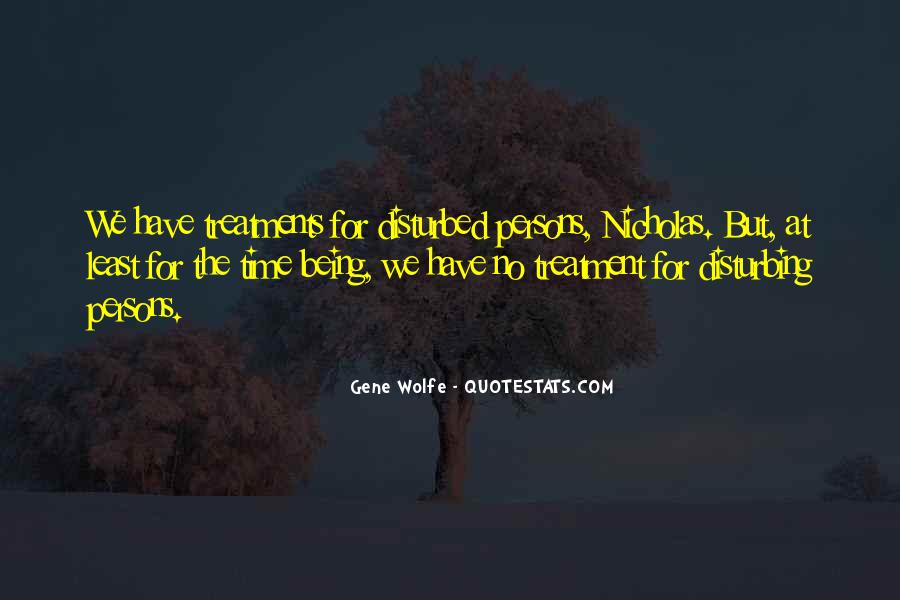 Gene Wolfe Quotes #1691487