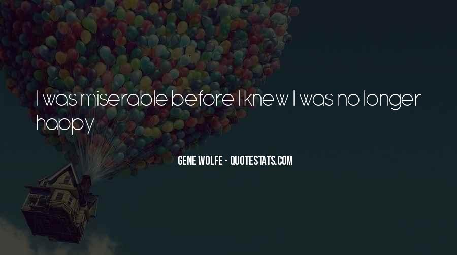 Gene Wolfe Quotes #1815536