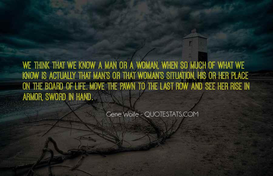 Gene Wolfe Quotes #204951